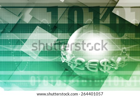 Company Budget and Spending Finances as Concept - stock photo