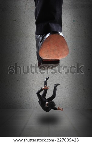 Competition business concept. - stock photo