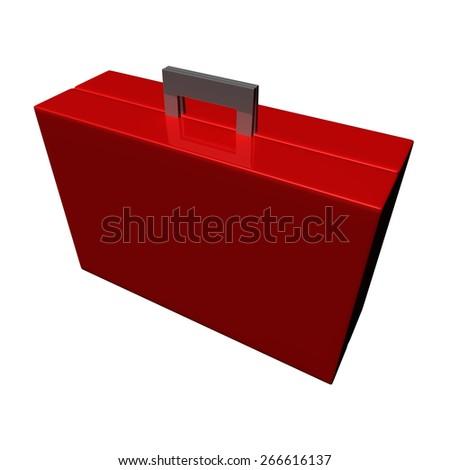 Concept Case - stock photo