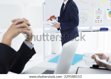 Concept of business - stock photo