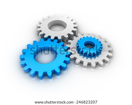 Concept of union, team, leadership, group, community - stock photo