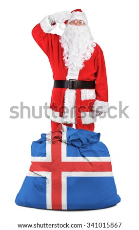 concept photo - gifts for Iceland - stock photo