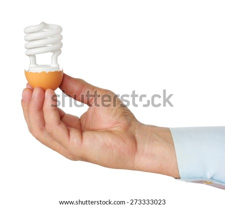 concept, symbolizing new idea, new project or new initiative