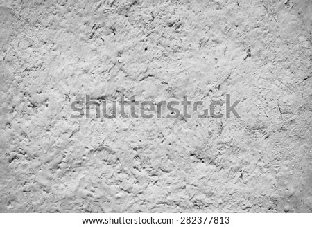 Concrete background.Texture of grungy white concrete wall  - stock photo