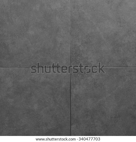 Concrete cement wall tile texture background. - stock photo