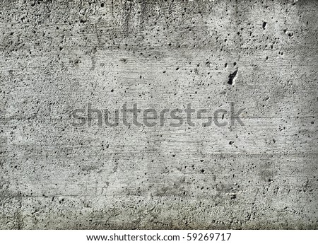 Concrete material texture useful as a background - stock photo
