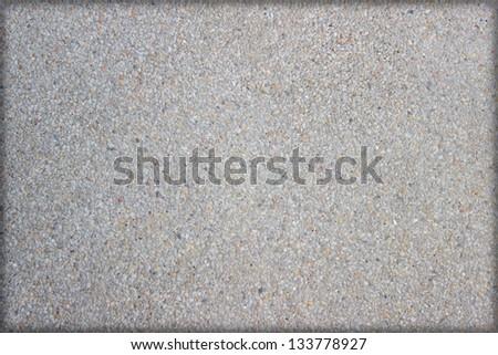 concrete on the floor - stock photo