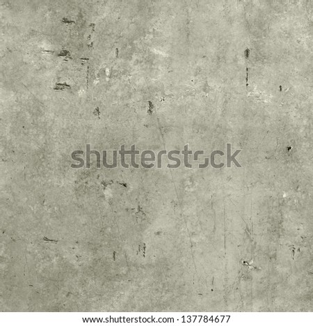 Concrete Seamless Texture - stock photo