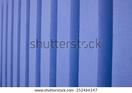 concrete stuctures - stock photo