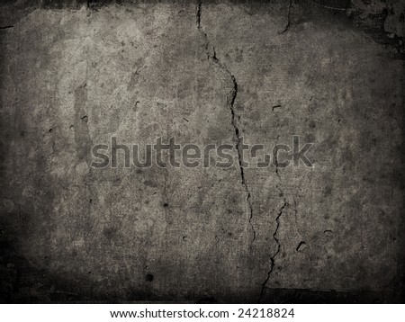 Concrete wall texture - stock photo