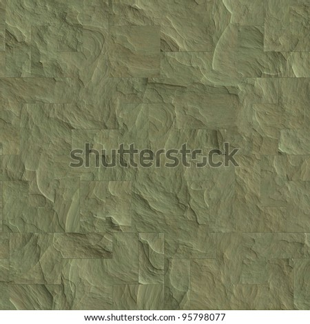 concrete wall texture - stock photo