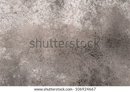 Concrete wall texture close up. High resolution - stock photo