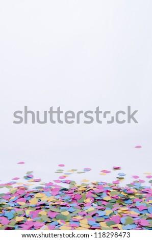 confetti - stock photo
