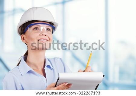 Construction. - stock photo