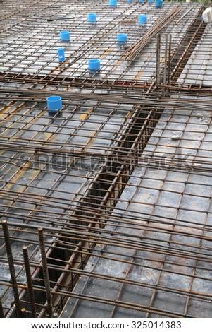 construction building. - stock photo