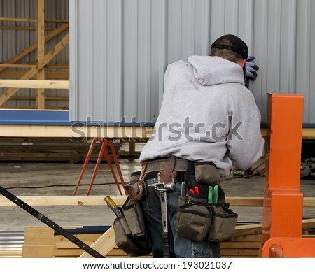 Metal Siding Stock Photos Images Amp Pictures Shutterstock