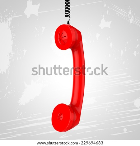 Contact Us Showing Assist Answers And Advice - stock photo