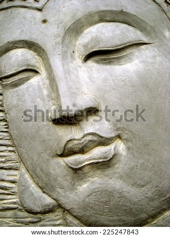 Contemplation - stock photo