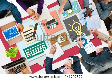 Content Blog Blogging Idea Media Internet Email Concept - stock photo