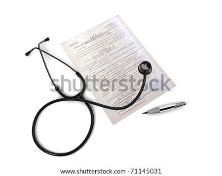 contract help - stock photo