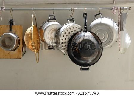 Cook tools - stock photo
