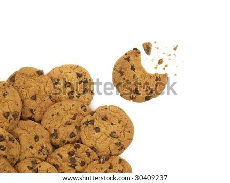 cookies escape - stock photo