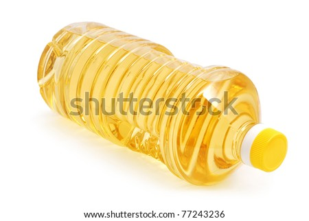 cooking oil - stock photo