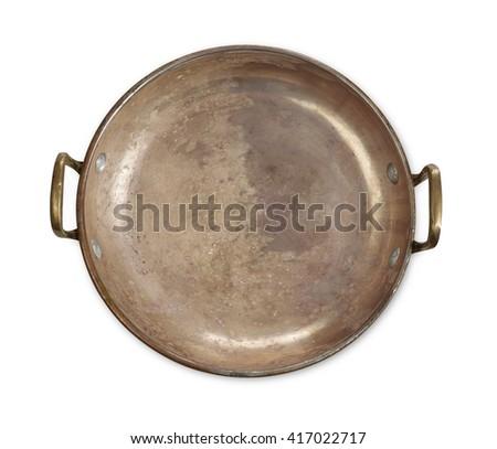 Cooking pan - stock photo