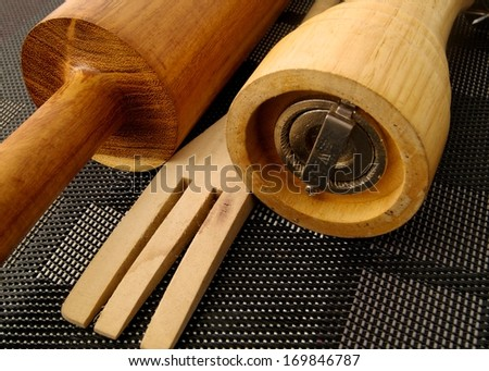 Cookware Utensils - stock photo