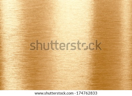 copper metal texture background - stock photo