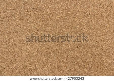 Cork board background - stock photo