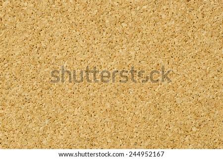 Cork board texture. - stock photo