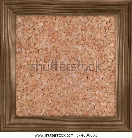 cork bulletin board in a wooden frame, isolated. Cork board. Cork board. Cork board. Cork board. Cork board. Cork board. Cork board. Cork board. Cork board. Cork board. Cork board. Cork board. board.  - stock photo