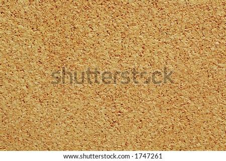 Cork Noticeboard. Background. - stock photo