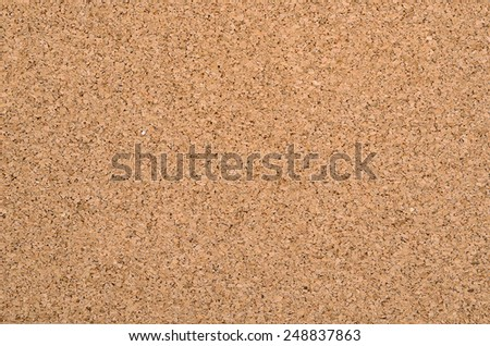 cork-wood - stock photo