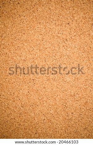 Corkboard background. More textures in my portfolio. - stock photo