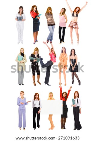 Corporate Culture Business Idea  - stock photo