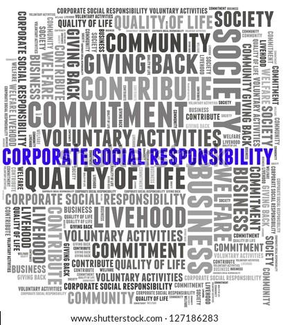corporate social responsibility dissertation thesis I declaration ―i, kamal tilakasiri, declare that the phd thesis entitled corporate social responsibility and company performance: evidence from sri lanka is no.