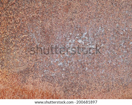 corrosion - stock photo