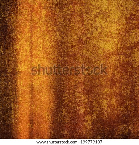 Corrosion of metal - stock photo