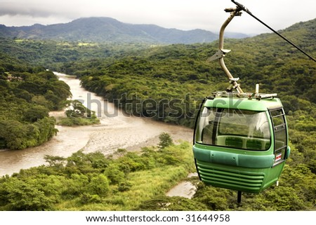 Costa Rica - stock photo