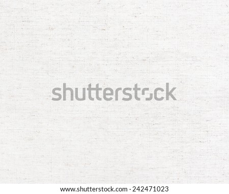Cotton Fabric Texture - stock photo