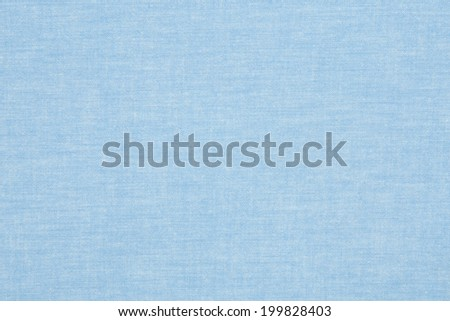 cotton textured blue jeans fabric background - stock photo