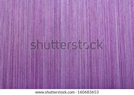 cotton yarn on a warping machine of a textile mill, texture color of loom thread  - stock photo