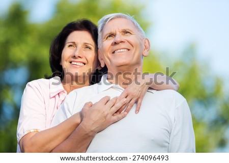 Couple, Family, Happiness. - stock photo