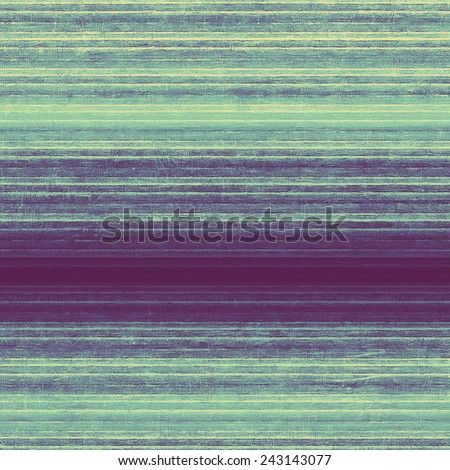 Cracks and stains on a vintage textured . With different color patterns: purple (violet); cyan; blue - stock photo