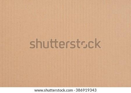 Craft Paper Texture - stock photo