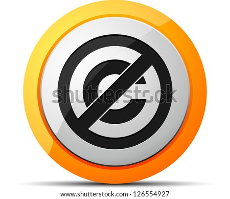 Creative Commons Public Domain - stock photo