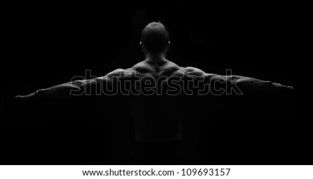 Creative Muscles - stock photo