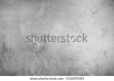 Creative stucco background, neutral gray colors, old cement wall  - stock photo